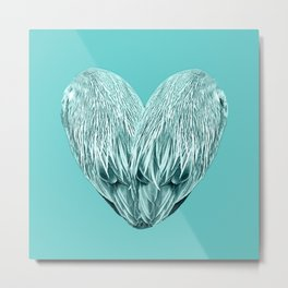 My heart for you Metal Print