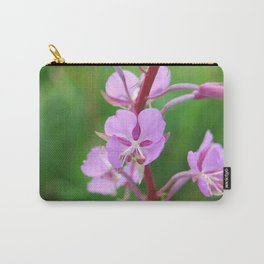 Fireweed Wildflower Carry-All Pouch