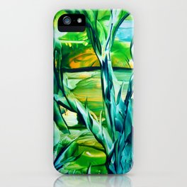 TreeofIsland iPhone Case