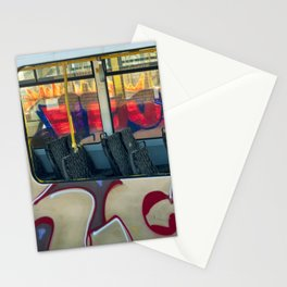 Departure with Ghosts Stationery Cards