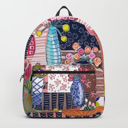 Painterly Painting Backpack