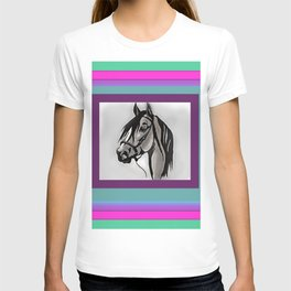 Horse 3 WIP T-shirt