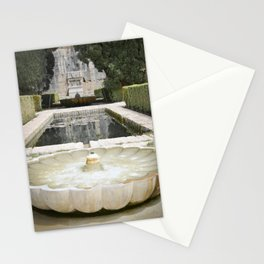 Two Moorish Fountains Stationery Cards
