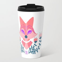 Scandi Fox Travel Mug