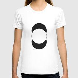 Abstract Minimal Dots T-shirt