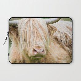 Scruffy Cow Laptop Sleeve