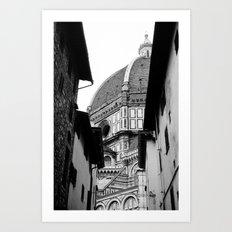 DUOMO IV Art Print
