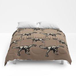 ChocoPaleo: Allosaurus Comforters