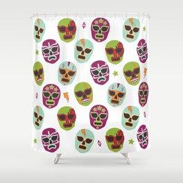 Máscaras Shower Curtain