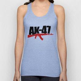 AK-47 Unisex Tank Top