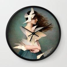 Metamorphosis Wall Clock