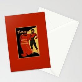 Carmen Opera (Toreador) Stationery Cards