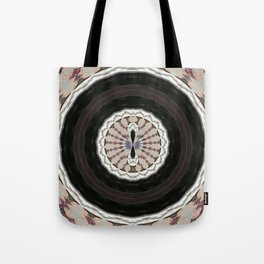 Wart Eye Pattern 4 Tote Bag