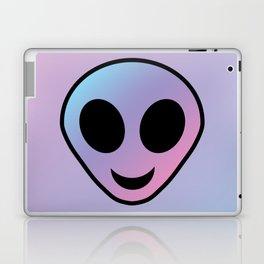 Pastel Alien Laptop & iPad Skin