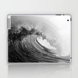 Backdoor Wedge   B&W ~ Newport Beach CA Laptop & iPad Skin