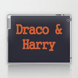 Draco & Harry Laptop & iPad Skin
