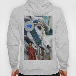 Carousel horse 01 Hoody