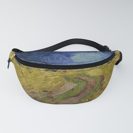 Wheatfield with Crows Fanny Pack