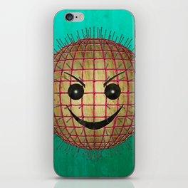 Pinny iPhone Skin
