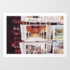 Córdoba en postales. Art Print