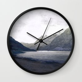 In the deep heart's core Wall Clock