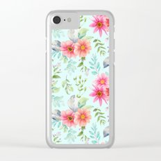 Spring is in the air #52 Clear iPhone Case
