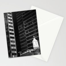 white cross Stationery Cards