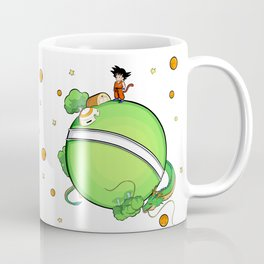 Le Petit Saiyan Coffee Mug