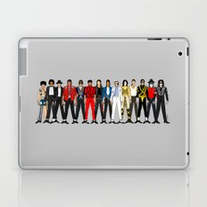 Outfits of King Pop Music Laptop & iPad Skin