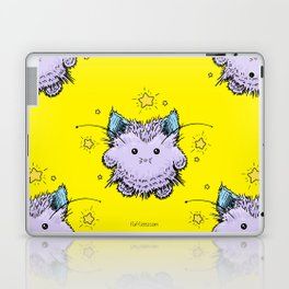 Kitty Fairy Fluff Laptop & iPad Skin