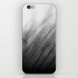 Black Grass iPhone Skin
