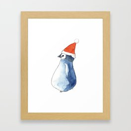Pingouin Framed Art Print