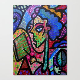 I am an Artist Canvas Print