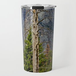 Tree In Yosemite Travel Mug