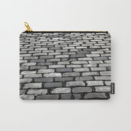 Cobbled Carry-All Pouch