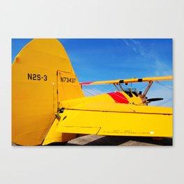 1956 Boeing B75N1 Stearman Canvas Print