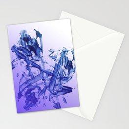 Indigo Impact Stationery Cards