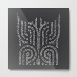 Geometro 01 Metal Print