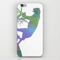 jaguar iPhone & iPod Skins featuring jaguar by AtelierWhite