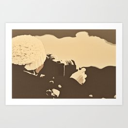 Go Out and Shoot Art Print