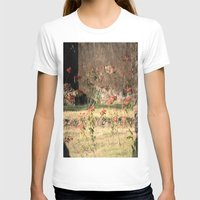 poppy T-shirts featuring Poppy by Four Hands Art
