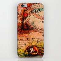 fairy tale iPhone & iPod Skins featuring fairy tale by Elvira Marinevich