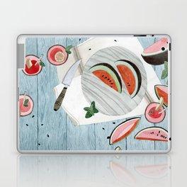 The Watermelon Season Laptop & iPad Skin