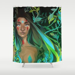 Hime Shower Curtain