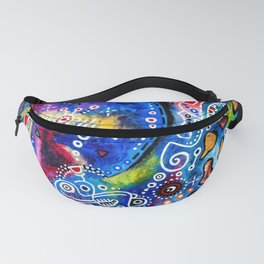 """Strange In Space"" Fanny Pack"