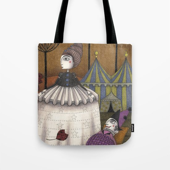 A Day in Autumn Tote Bag