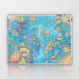 Jellyfish Lake Laptop & iPad Skin