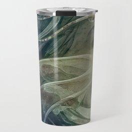 Lionfish mermaid Travel Mug