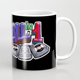 All in 1 Coffee Mug