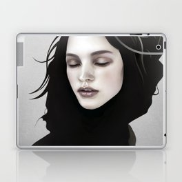 Elsewhere Girl Laptop & iPad Skin
